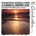 Winchester Cathedral Choir: A Choral Showcase album cover