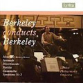 Berkeley Conducts Berkeley album cover