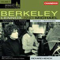 Lennox & Michael Berkeley: The Berkeley Edition, Vol. 1 album cover
