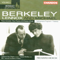 Lennox & Michael Berkeley: The Berkeley Edition, Vol. 5 album cover