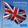 British Song album cover