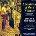 Christmas at York Minster album cover