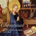 Christmas from Magdalen College Oxford album cover