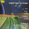 English Music for Strings album cover