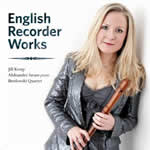 English Recorder Works album cover