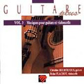 Guitare Plus Vol. 3: Music for Guitar & Cello album cover