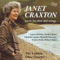 Janet Craxton: Music for Oboe and Strings album cover