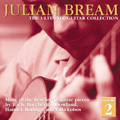 Julian Bream: The Ultimate Guitar Collection Volume 2 album cover
