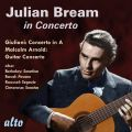 Julian Bream in Concerto album cover