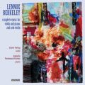 Lennox Berkeley Complete Music for Violin and Piano, and Solo Violin album cover