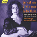 Lyrical And Virtuosic Guitar Music album cover