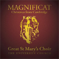 Magnificat album cover