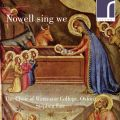 Nowell sing we: Contemporary Carols, Volume 2 album cover