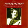 Kathleen Ferrier: Songs My Father Taught Me album cover