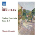 Lennox Berkeley: String Quartets Nos. 1, 2 and 3 album cover