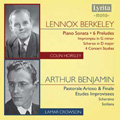 Lennox Berkeley, Arthur Benjamin: Works for Piano album cover