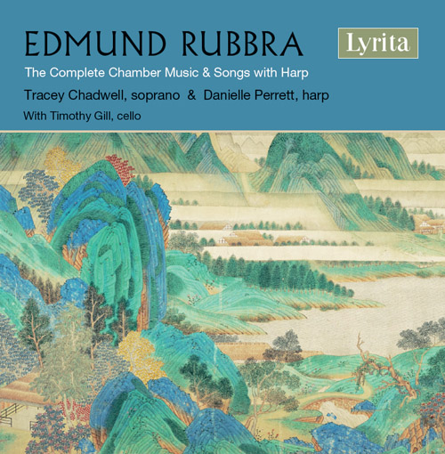 Edmund Rubbra complete chamber music