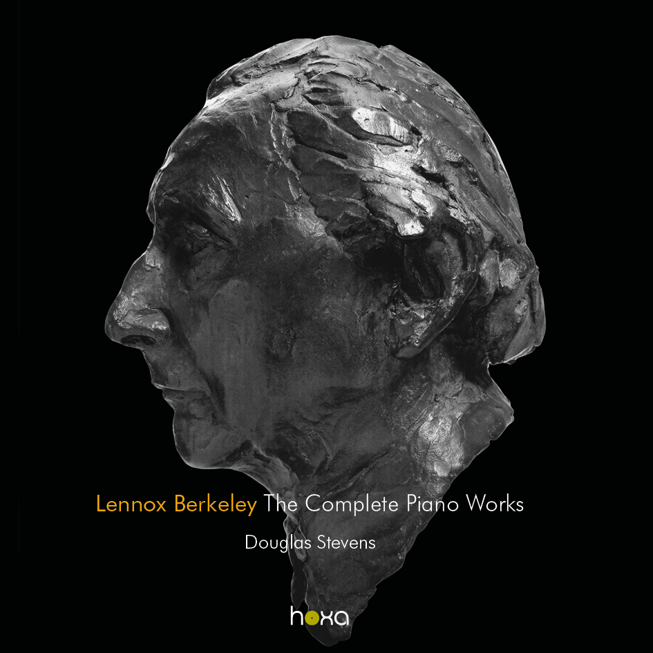 Lennox Berkeley Complete Piano Works album cover