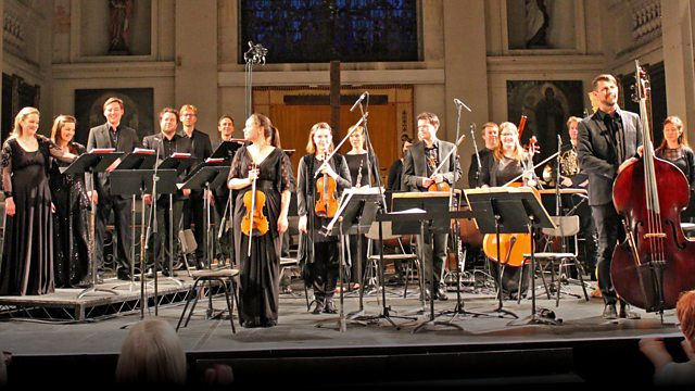 Marian Consort and Berkeley Ensemble perform Lennox Berkeley's Stabat Mater