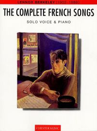 The Complete French Songs sheet music cover