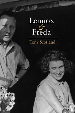 Lennox and Freda by Tony Scotland book cover